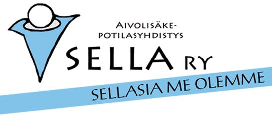 Aivolisäke-potilasyhdistys Sella-logo