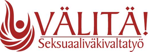Välitä! Seksuaaliväkivaltatyö, Setlementti Tampere ry-logo