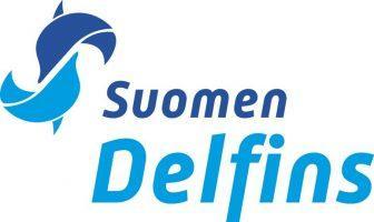 Suomen Delfins ry-logo