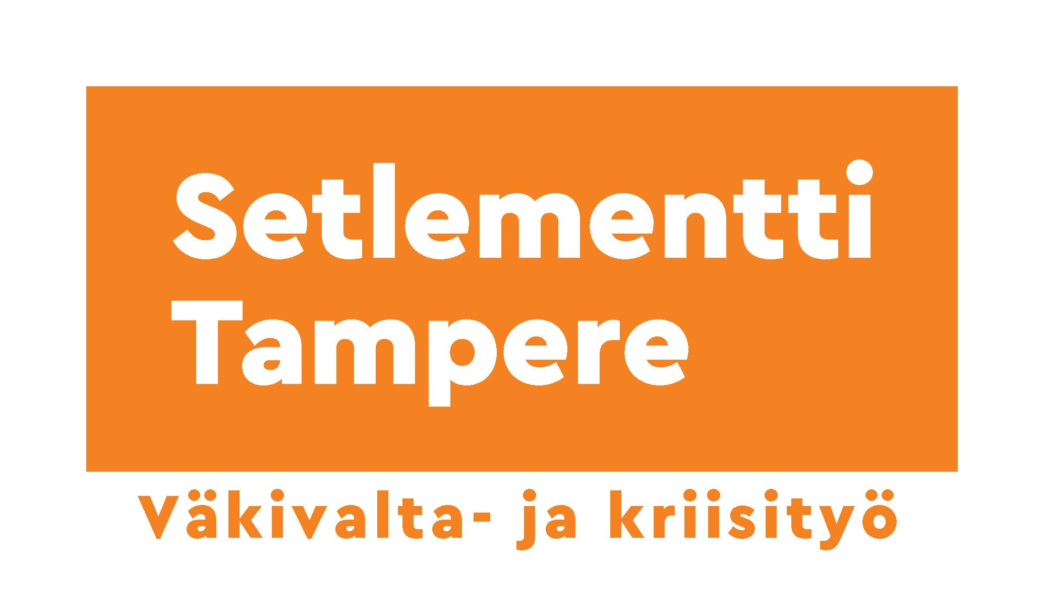 Väkivalta- ja kriisityö, Setlementti Tampere ry
