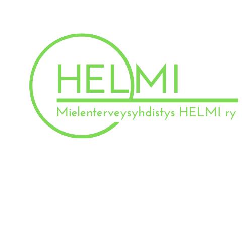 Mielenterveysyhdistys HELMI ry-logo