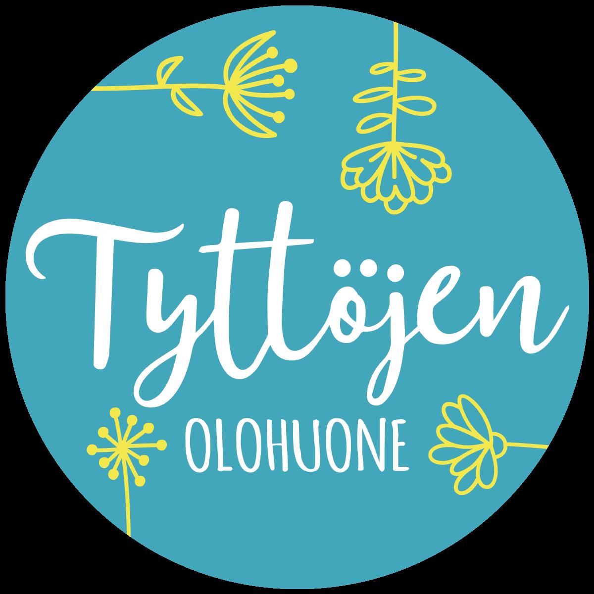 Tyttöjen olohuone/Helsingin NNKY-logo