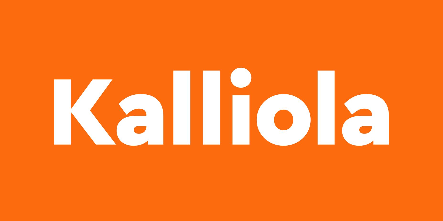 Kalliolan Setlementti ry-logo