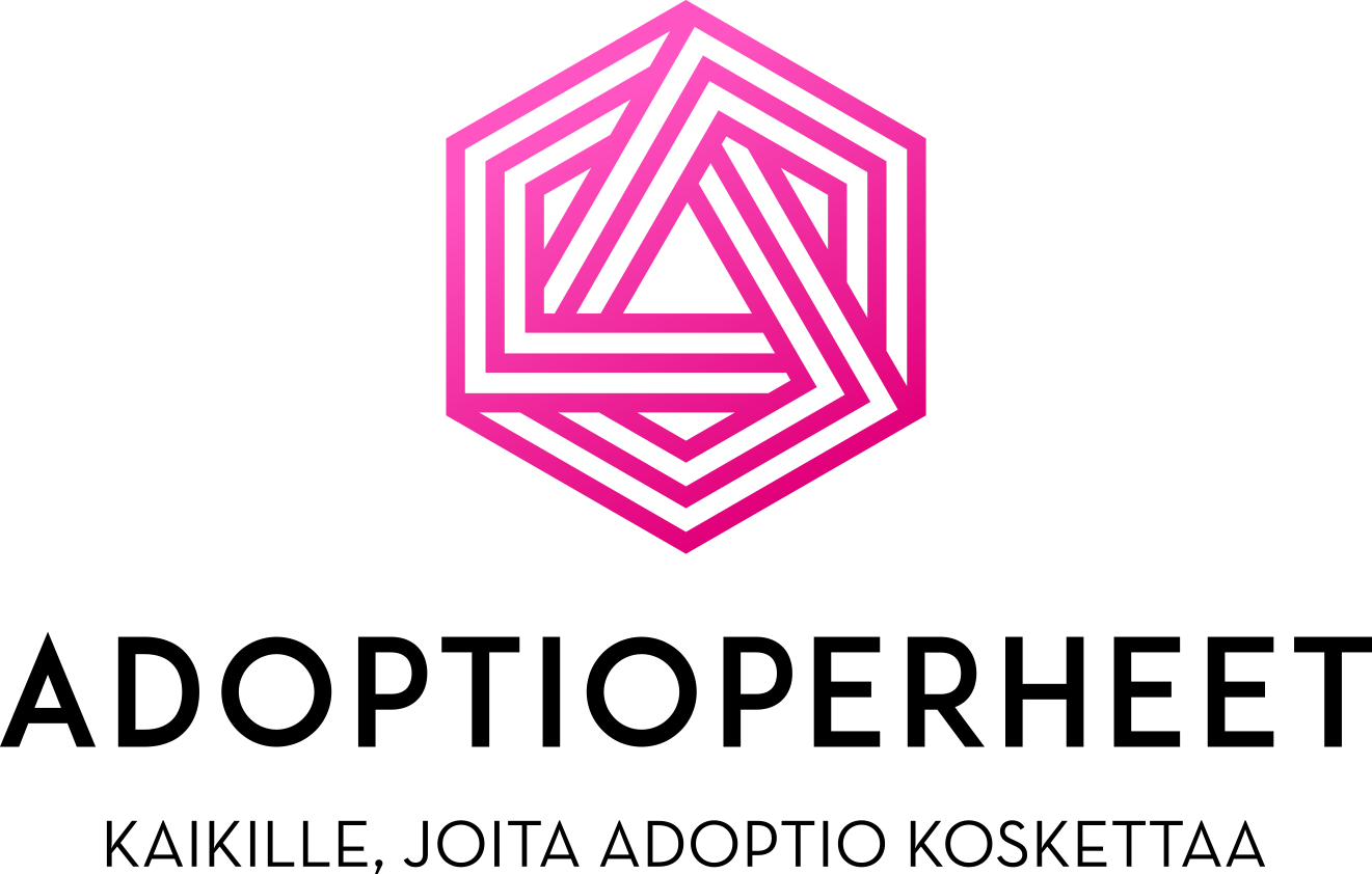 Adoptioperheet ry-logo